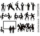 leisure activities travel icon...   Shutterstock .eps vector #530951398