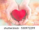 With Heart In Hands