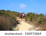 the wilson trail part 2 at hong ... | Shutterstock . vector #530972869