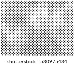 halftone dots background   logo ... | Shutterstock .eps vector #530975434