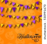 illustration decoration with... | Shutterstock . vector #530991670