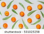 christmas composition. mixed... | Shutterstock . vector #531025258