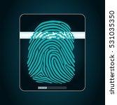 the system of fingerprint...