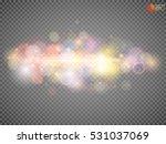 Colorful Glitter Bokeh Lights...