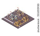 Bicycle Parking Concept With...