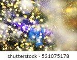 christmas background  | Shutterstock . vector #531075178