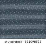 background. wall from brick | Shutterstock .eps vector #531098533