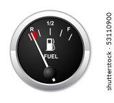 fuel tank | Shutterstock .eps vector #53110900