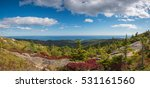 cadillac mountain panorama at... | Shutterstock . vector #531161560