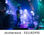 blur image of a crowd of people ...   Shutterstock . vector #531182950