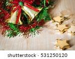 Heart Star Christmas Ornament...