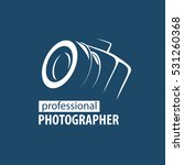 logo camera the photographer | Shutterstock .eps vector #531260368