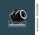 logo camera the photographer | Shutterstock .eps vector #531262000