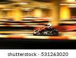 karting competitions  | Shutterstock . vector #531263020
