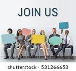 hiring career employment human... | Shutterstock . vector #531266653