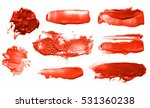 abstract color acrylic brush... | Shutterstock . vector #531360238