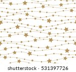 holiday background  seamless... | Shutterstock .eps vector #531397726