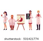 doctors   general practitioner  ... | Shutterstock .eps vector #531421774