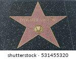 hollywood  ca   december 06 ... | Shutterstock . vector #531455320