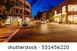asheville  north carolina  ... | Shutterstock . vector #531456220