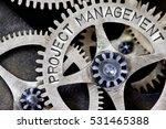 macro photo of tooth wheel... | Shutterstock . vector #531465388
