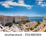 view of aristotelous square ... | Shutterstock . vector #531480304