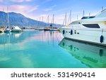 Boats At Kalamata Port...