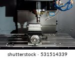 industry machining precision... | Shutterstock . vector #531514339
