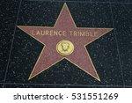 hollywood  ca   december 06 ... | Shutterstock . vector #531551269