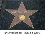 hollywood  ca   december 06 ... | Shutterstock . vector #531551293