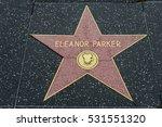 hollywood  ca   december 06 ... | Shutterstock . vector #531551320