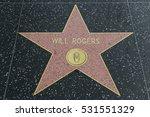 hollywood  ca   december 06 ... | Shutterstock . vector #531551329