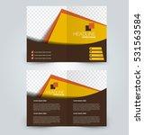 abstract flyer design... | Shutterstock .eps vector #531563584