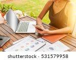 asian smile beautiful girl... | Shutterstock . vector #531579958