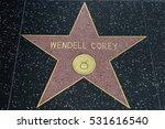 hollywood  ca   december 06 ... | Shutterstock . vector #531616540