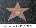hollywood  ca   december 06 ... | Shutterstock . vector #531617026