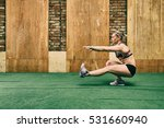 gymnastics | Shutterstock . vector #531660940