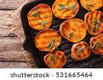 Roasted Sweet Potatoes With...