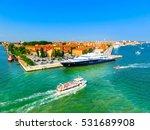 venice  italy   june 06  2015 ... | Shutterstock . vector #531689908