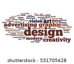 vector concept conceptual... | Shutterstock .eps vector #531705628