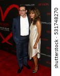 Small photo of NEW YORK-DEC 01: Revlon CEO Fabian Garcia (L) and Halle Berry attend Revlon's 2nd Annual Love Is On Million Dollar Challenge Finale Party at The Glasshouses on December 1, 2016 in New York City.