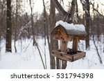 Feeders For Birds Winter In Th...