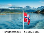 travel in norway | Shutterstock . vector #531826183