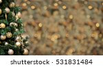 christmas and new year... | Shutterstock . vector #531831484
