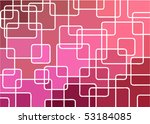 abstract geometric mosaic...   Shutterstock .eps vector #53184085