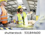 male manual workers... | Shutterstock . vector #531844600