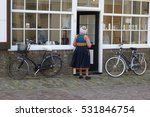 Edam  Holland  03 June 2014....