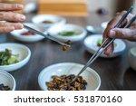Pupa Cooking Korean Food