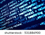 computer programming often... | Shutterstock . vector #531886900