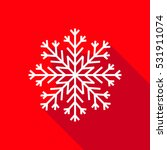 snowflake  new year  vector   Shutterstock .eps vector #531911074